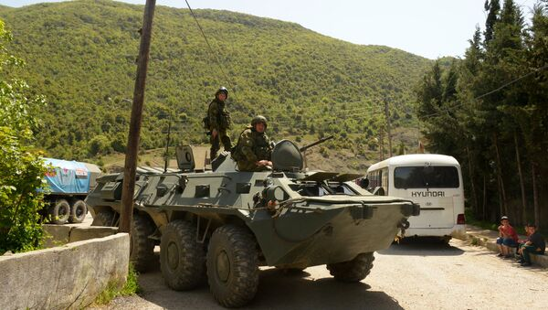 Руска војска у Сирији - Sputnik Србија