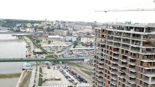 Izgradnja Beograda na vodi - Sputnik Srbija