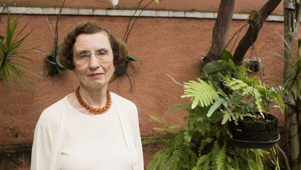 Anita Prestes, hija de Olga Benario y Luiz Carlos Prestes - Sputnik Србија