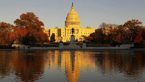Зграда Сената у Вашингтону - Sputnik Србија