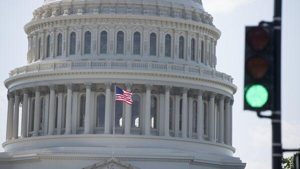 Kapitol u Vašingtonu - Sputnik Srbija