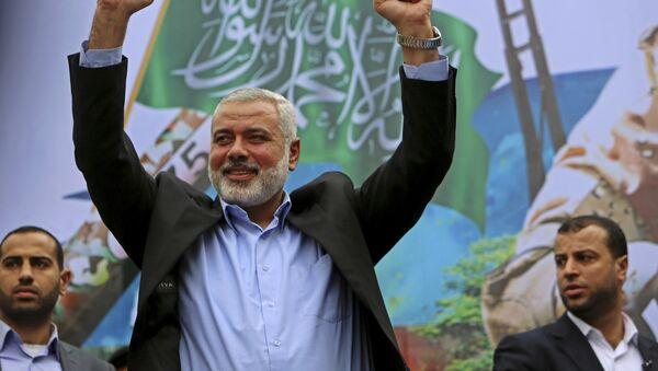 Лидер Хамаса Исмаил Хања - Sputnik Србија