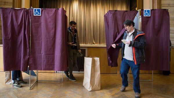 Избори у Француској - Sputnik Србија