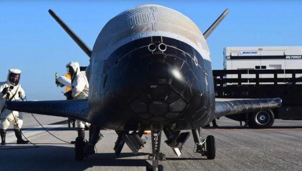 Икс-37Н Орбилат тест виакл-4 - Sputnik Србија