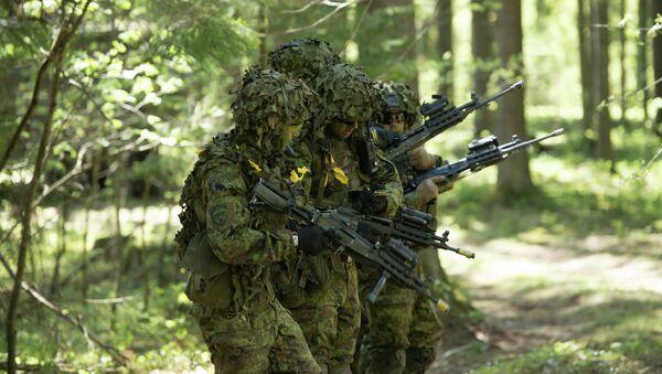 Војници НАТО-а - Sputnik Србија