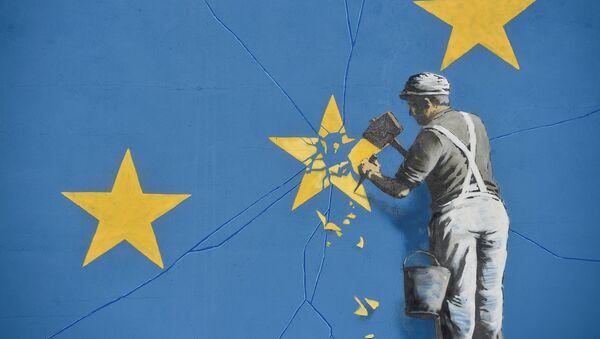 Распад ЕУ - илустрација - Sputnik Србија