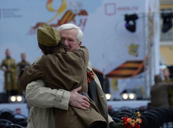 Парада победе у Москви и другим руским градовима - Sputnik Србија