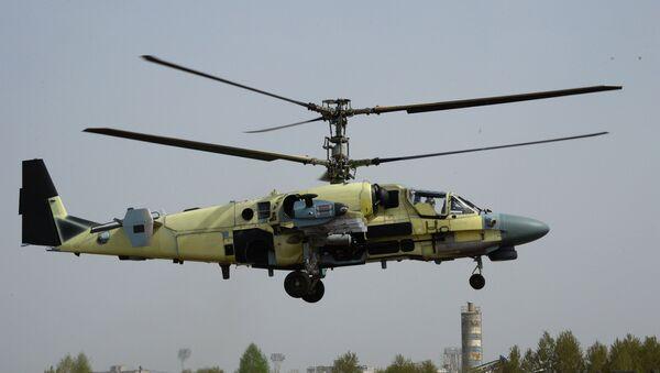 """Дом руских """"алигатора"""": Где се састављају моћни јуришни хеликоптери Ка-52 - Sputnik Србија"""