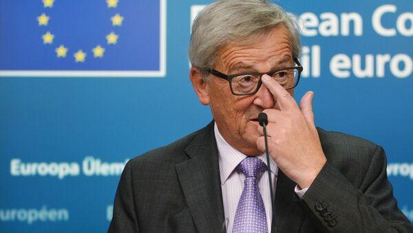 Председник Европске комисије Жан-Клод Јункер - Sputnik Србија