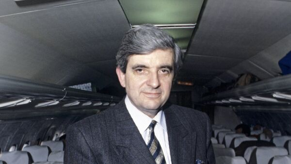 Žan Pjer Ševenman, francuski političar - Sputnik Srbija