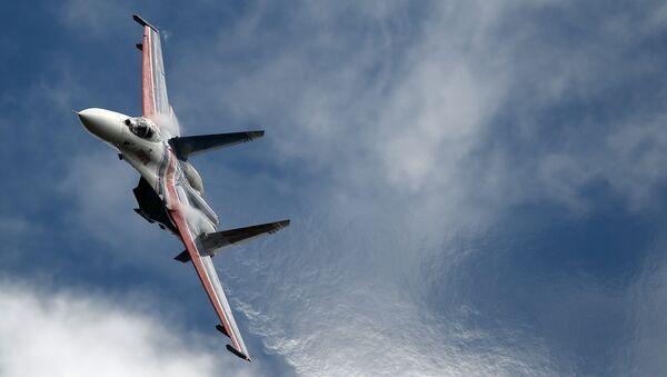 Lovac Su-27 - Sputnik Srbija