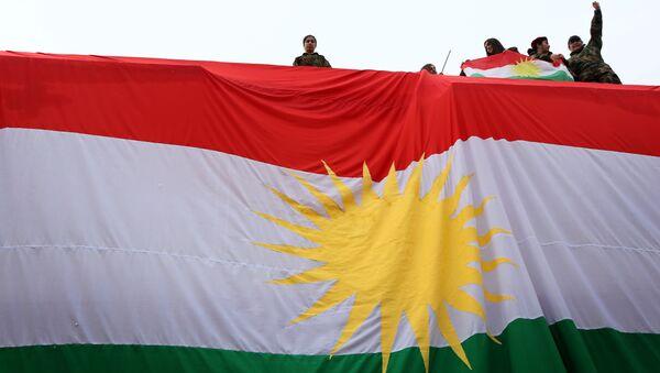 Застава ирачког Курдистана - Sputnik Србија