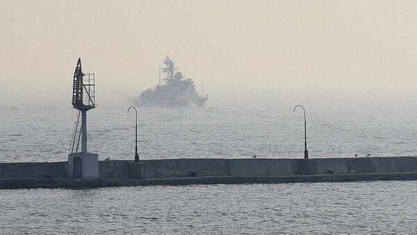 Украјински брод у Одеси - Sputnik Србија