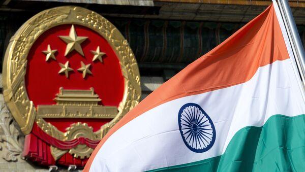 Амблеми Кине и Индије - Sputnik Србија