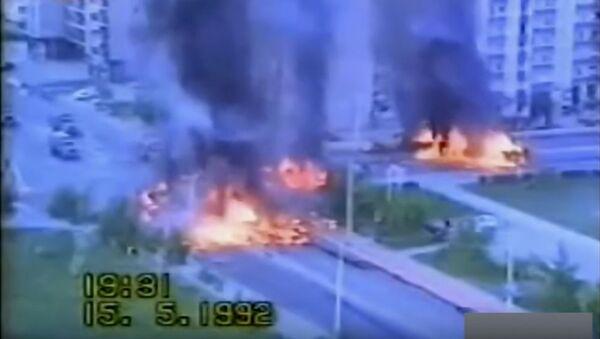 Napad na kolonu JNA u Tuzli - Sputnik Srbija