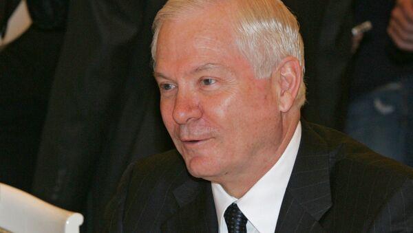 Бивши шеф Пентагона Роберт Гејтс - Sputnik Србија
