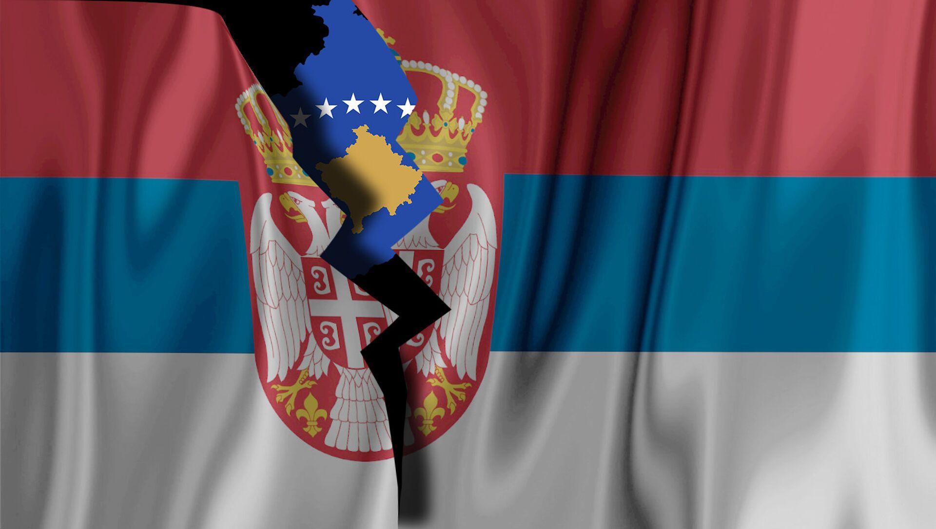 Србија и Косово - Sputnik Србија, 1920, 29.03.2021