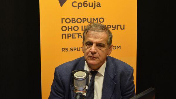 Неџмедин Спахиу - Sputnik Србија