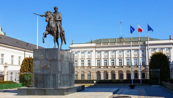 Председничка палата у Варшави - Sputnik Србија