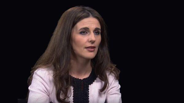 Vljora Čitaku, ambasadorka tzv. Kosova u SAD - Sputnik Srbija