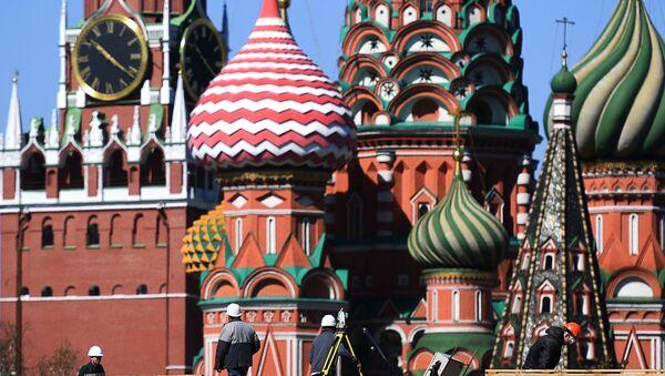 Храм Василија Блаженог у Кремљу, Москва - Sputnik Србија