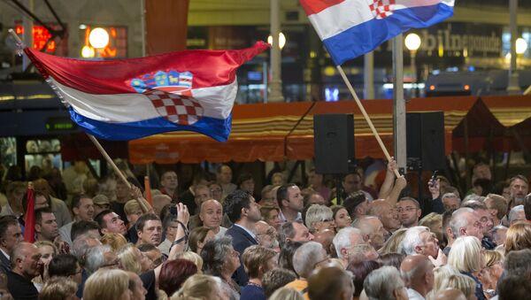 Избори у Хрватској - 2016. архивска фотографија - Sputnik Србија