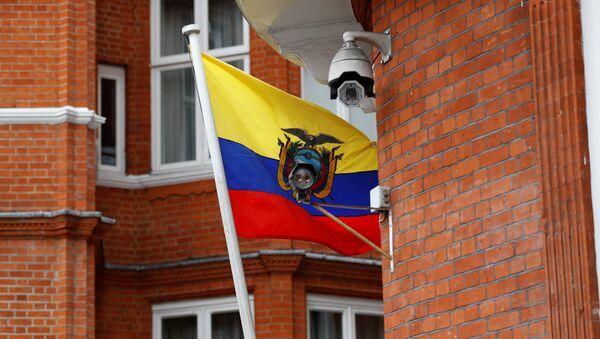 Ambasada Ekvadora u Londonu - Sputnik Srbija
