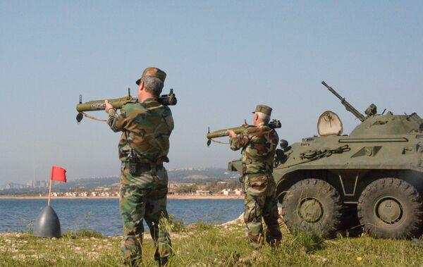 Они чувају Тартус — Једину руску војну базу на Средоземљу - Sputnik Србија