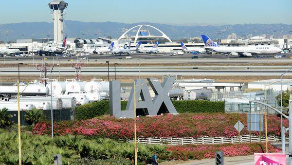 Međunarodni aerodrom u Los Anđelesu - Sputnik Srbija