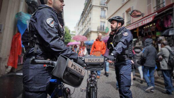 Policija u Parizu - Sputnik Srbija