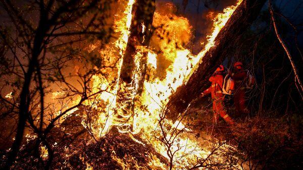 Požar-ilustracija - Sputnik Srbija