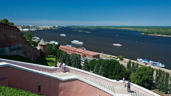 Запловите Волгом: Тура по најдужој европској реци - Sputnik Србија
