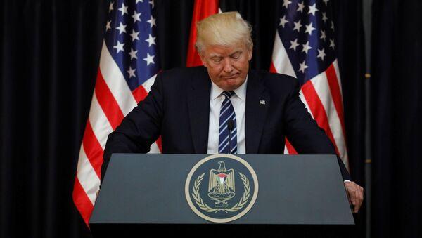 Predsednik SAD Donald Tramp - Sputnik Srbija