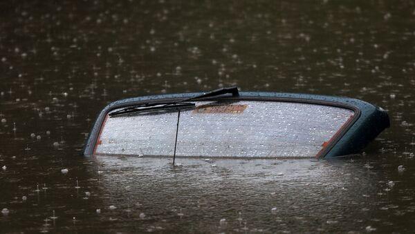 Поплаве у Новом Саду 23. маја 2017. године - Sputnik Србија