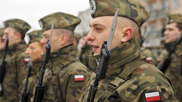 Poljski vojnici - Sputnik Srbija