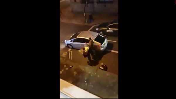 Napad na taksistu - Sputnik Srbija