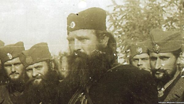 Никола Калабић - Sputnik Србија