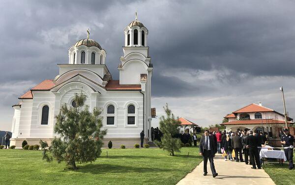 Црква Светог Димитрија великомученика у Бајчетини - Sputnik Србија