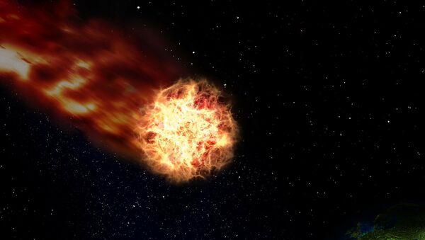 Kometa se kreće prema Zemlji - Sputnik Srbija