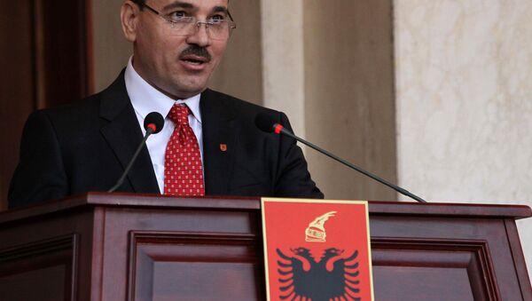 Predsednik Albanije Bujar Nišani. - Sputnik Srbija