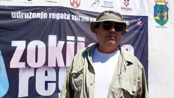 Antonije Pušić poznatiji pod pseudonimom Rambo Amadeus - Sputnik Srbija
