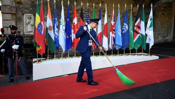Припреме за самит Г7 - Sputnik Србија