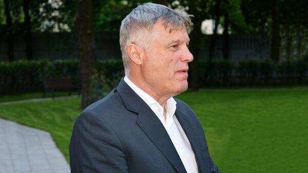 Novinar Miroslav Lazanski - Sputnik Srbija