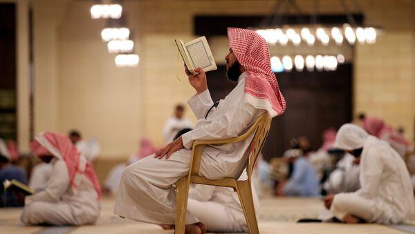 Čitanje Kurana tokom Ramazana - Sputnik Srbija