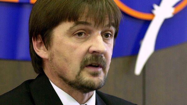 Miodrag Miško Vuković, funkcioner DPS-a. - Sputnik Srbija