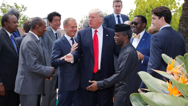 Samit G7  u Italiji - Sputnik Srbija