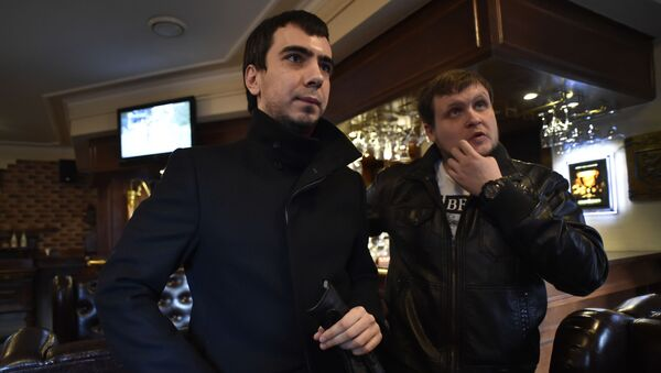 Пранкери Лексус (Алексеј Стољаров) и Вован (Владимир Кузњецов) - Sputnik Србија