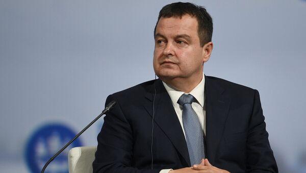 Ivica Dačić - Sputnik Srbija