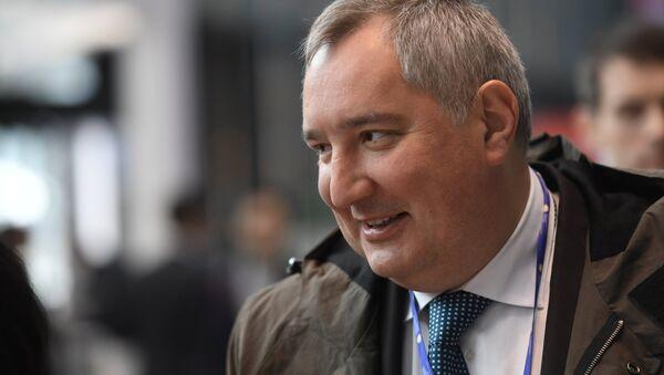 Вице-премијер Русије Дмитриј Рогозин - Sputnik Србија