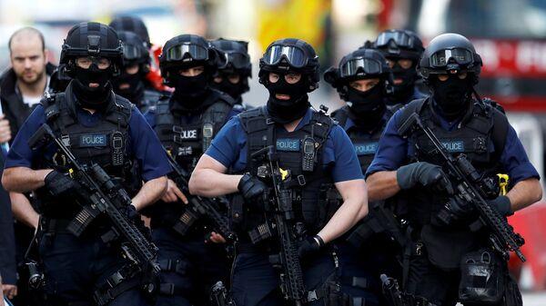 Specijalne snage nakon napada u Londonu, 4. jun 2017. - Sputnik Srbija